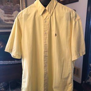 Ralph Lauren Men's Cotton Button Down